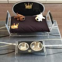 Couchage luxe pour chiens et chats