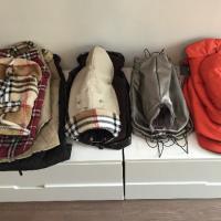 Manteaux chauds pour chiens et chats